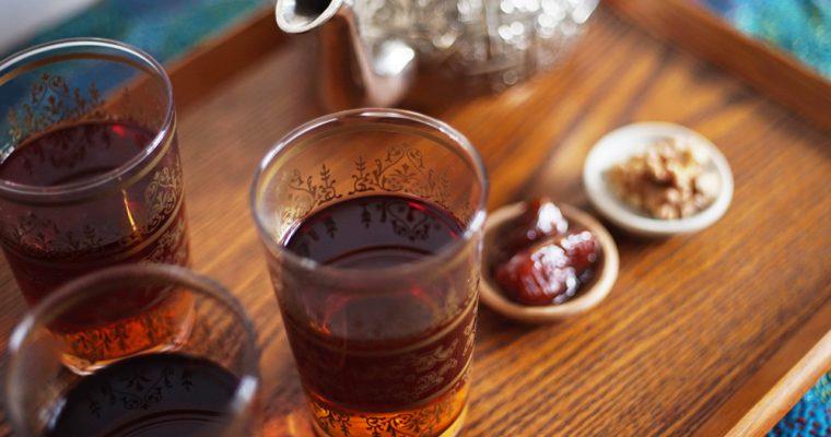 【イベント】2/16(土)「アラブのお茶飲み比べ」開催のお知らせ