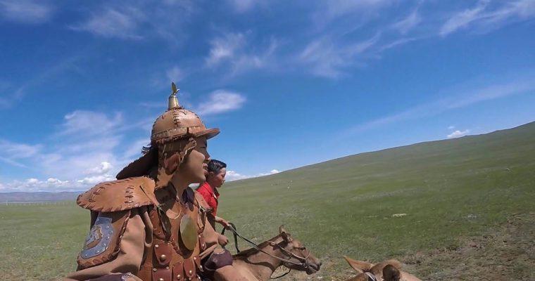 もんごるで騎馬隊!:濃い旅の生まれる場所を求めて