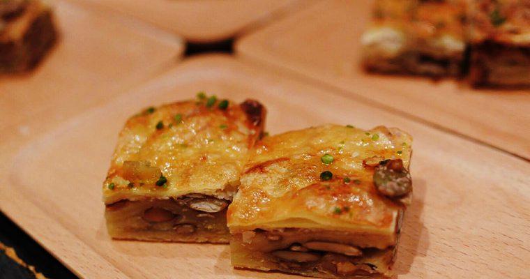 【旅の食卓】中東:パートフィロに香ばしいナッツとお砂糖たっぷりのバクラヴァ