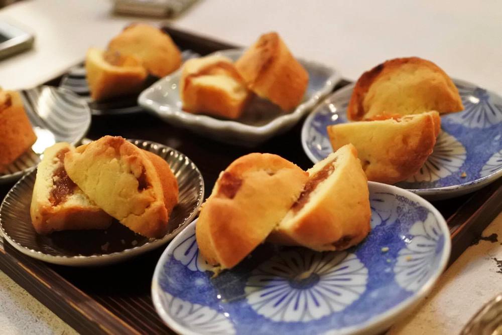 【旅の食卓】台湾:さわやかな甘さのしっとりホロホロパイナップルケーキ
