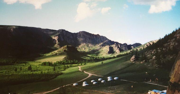 【世界のお茶】モンゴル~都市と草原の間で