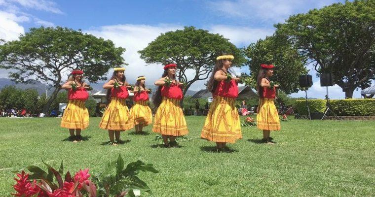 ハワイのお茶とお話