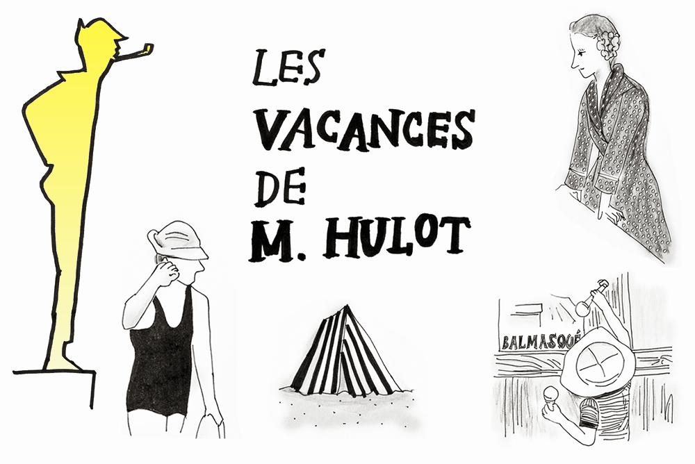 【映画で旅するフランス】夏の終わりに観たいバカンス映画『ぼくの叔父さんの休暇』