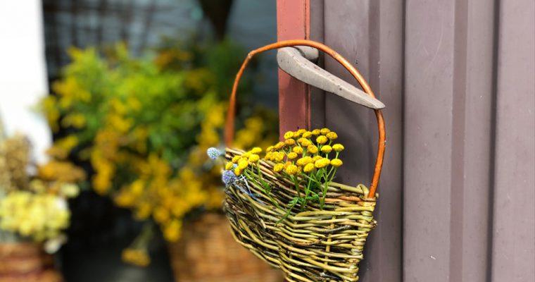 【旅と手しごと】ポーランド:ルチミア村の手編みカゴと水辺のペンション