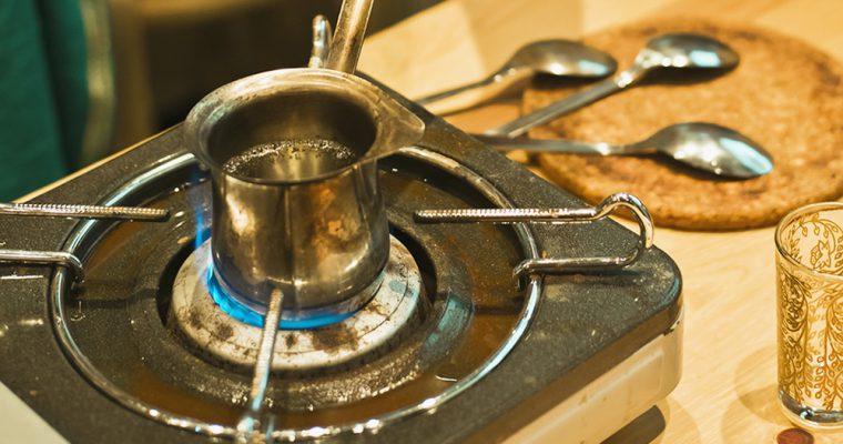 【イベントレポート】アラビックコーヒーと中東のカフェ文化(オリーブオイルとめぐる中東第4回)
