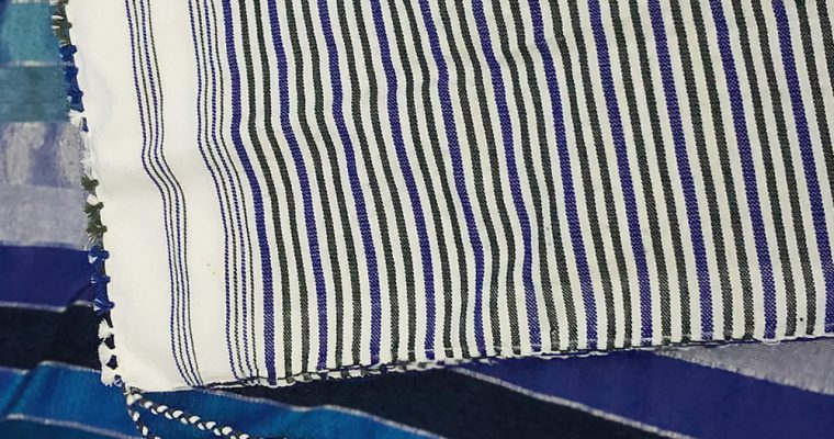 【旅と手しごと】モロッコ・青い街シャウエンへ:手織りのフータとブランケット