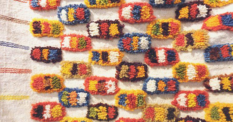 【旅と手しごと】モロッコ・砂漠の街メルズーガ:ベルベルの手織り絨毯