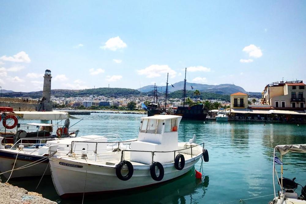 【旅の食卓:特別編】冬のギリシャでアテネのシェフとお料理を