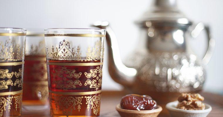 【イベントレポート】アラブのお茶飲み比べ(オリーブオイルとめぐる中東第5回)
