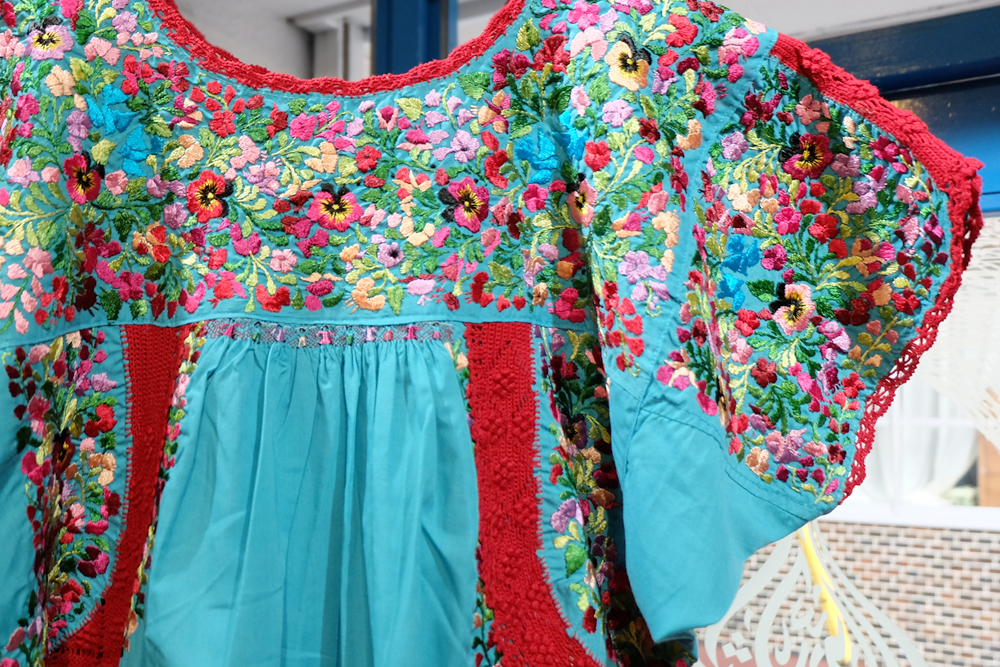 【旅と手しごと】メキシコ:オアハカ・手刺繍の村サン・アントニーノとオコトランへ