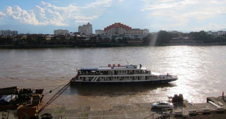 【世界のお茶】中国・お茶をめぐる旅:中国雲南省1~景洪到着