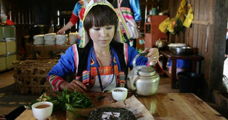 【世界のお茶】中国・お茶をめぐる旅:中国雲南省2~少数民族訪問