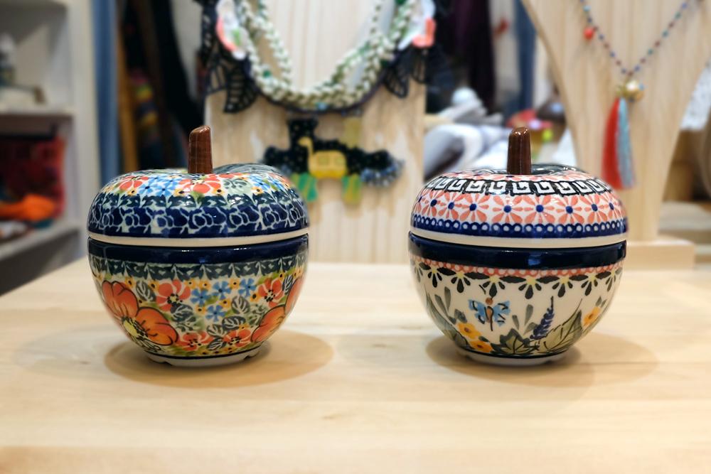 【旅と手しごと】ポーランド・ワルシャワ:ボレスワヴィエツ陶器とハラ・ミロフスカ