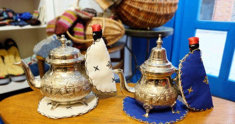 【旅と手しごと】モロッコ・フェズ:迷宮都市で出会うフェズ刺繍のポットつかみ