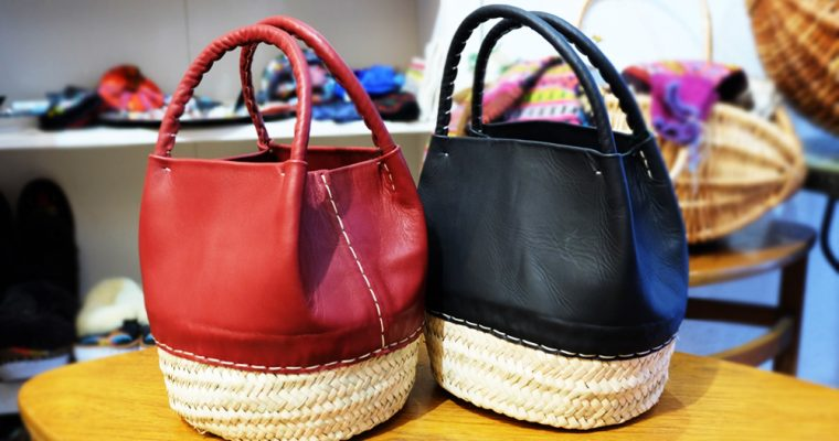 【旅と手しごと】モロッコ・マラケシュ:フナ広場とノスノスバッグ