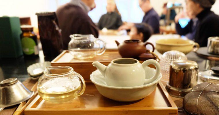 【お茶会レポート】世界のお茶のお話:旅するように世界のお茶を愉しむ