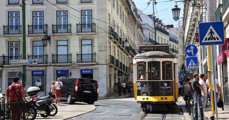 【世界のお茶】スペイン・ポルトガルの旅とお茶:リスボンのお茶とカフェ