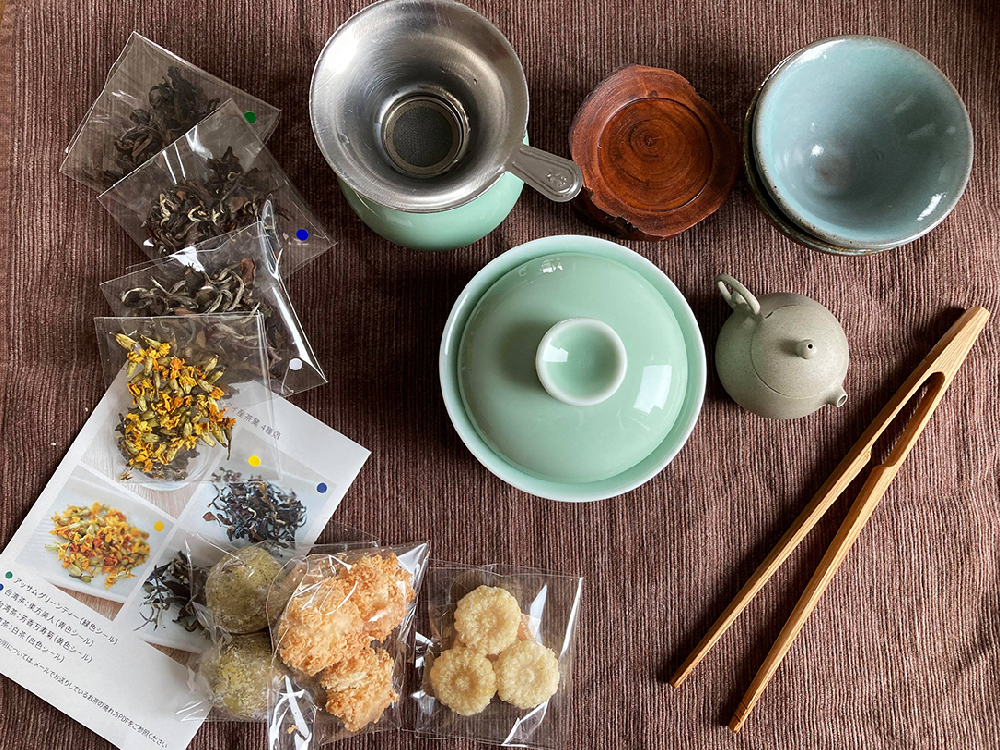 【講座レポート】「世界のお茶時間:タイ編#2」